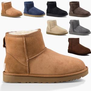 アグ UGG ブーツ レディース ムートンブーツ クラシック ミニ UGG WOMEN'S CLASSIC MINI UGG 1016222 5COLOR ムートン シープスキン|ltd-online