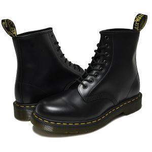 ドクターマーチン 8ホール R11822006 Dr.Martens1460 8HOLE BOOT SMOOTH BLACK レースアップ メンズブーツ ブラック 8ホール ブーツ|ltd-online|02