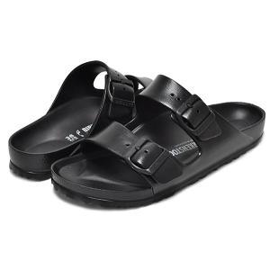 ビルケンシュトック レディース シューズ サンダル アリゾナ BIRKENSTOCK ARIZONA EVA Black ウォッシャブル 軽量 サンダル ナロー幅|ltd-online