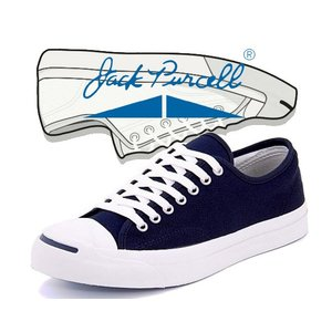 コンバース ジャックパーセル メンズ レディース スニーカー CONVERSE JACK PURCELL navy|ltd-online