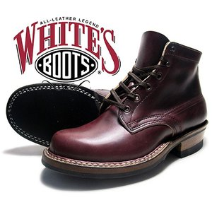2332W ホワイツ クロムエクセル  WHITE'S BOOTS 5 INCH SEMI-DRESS BOOTS chrmxl burgandy made in U.S.A. メンズ ブーツ ワーク|ltd-online