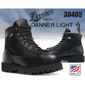 ダナーライト ブーツ DANNER LIGHT 30465 MADE IN U.S.A. BLACK メンズ ブーツ ワークブーツ ブラック 防水 GORE-TEX ゴアテックス|ltd-online