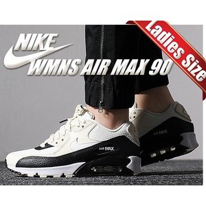 NIKE WMNS AIR MAX 90 pale ivory/summit white-black...