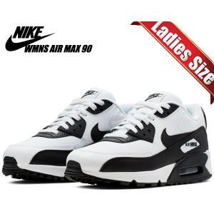 ナイキ ウィメンズ エアマックス 90 NIKE WMNS AIR MAX 90 white/black-black-white 325213-139 スニーカー エア マックス ホワイト ブラック|ltd-online