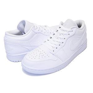 ナイキ エアジョーダン 1 ロー NIKE AIR JORDAN 1 LOW white/white-white 553558-112 スニーカー AJ1 LO メンズ オールホワイト 白 ltd-online 02