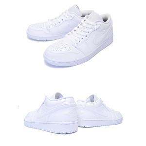 ナイキ エアジョーダン 1 ロー NIKE AIR JORDAN 1 LOW white/white-white 553558-112 スニーカー AJ1 LO メンズ オールホワイト 白 ltd-online 03