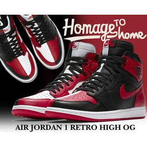 "NIKE AIR JORDAN 1 RETRO HIGH OG NRG ""HOMAGE TO HOM..."