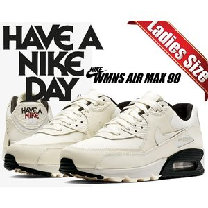 NIKE WMNS AIR MAX 90 SE HAVE A NIKE DAY pale ivory...