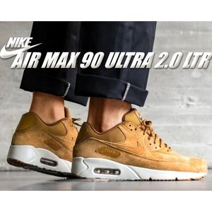 NIKE AIR MAX 90 ULTRA 2.0 LTR wheat/wheat-light bo...