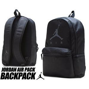 ナイキ ジョーダン バックパック NIKE JORDAN JUMPMAN LOGO BACKPACK BLACK 9a0289-023 ブラック リュック カバン バッグ PCスリーブ|ltd-online