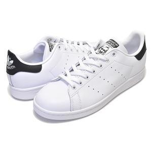 アディダス スタンスミス adidas STAN SMITH WHITE/BLACK レディース スニーカー 白  ホワイト ブラック スタンスミス ウィメンズ メンズ ユニセックス 靴|ltd-online