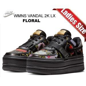 NIKE WMNS VANDAL 2K LX FLORAL black/black-metallic...