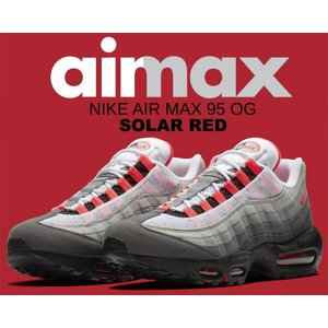ナイキ エアマックス 95 OG NIKE AIR MAX 95 OG white/solar re...