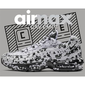 ナイキ エアマックス 95 C.E. NIKE AIR MAX 95/C.E white/black...