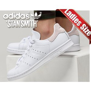 アディダス スタンスミス adidas STAN SMITH W running white/running white/orchid tint b41625 レディース スニーカー ウィメンズ ピンク|ltd-online