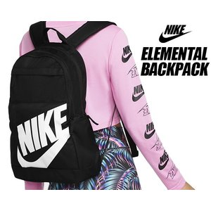 ナイキ エレメンタル バックパック NIKE ELEMENTAL BACKPACK BLACK ba...