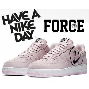 ナイキ エアフォース 1 NIKE AIR FORCE 1 LV8 ND Have A Nike Day pink form/pink formblk bq9044-600 スニーカー ハブ ア ナイキ デイ ピンク|ltd-online