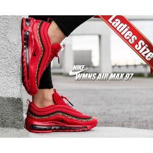 ナイキ ウィメンズ エアマックス 97 NIKE WMNS AIR MAX 97 ANIMAL PRINT university red/black-print bv6113-600 スニーカー レディース レオパード レッド|ltd-online