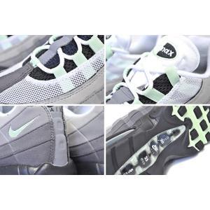 ナイキ エアマックス 95 NIKE AIR MAX 95 white/fresh mint-granite-dust cd7495-101 スニーカー フレッシュミント グラデーション エア マックス ltd-online 04