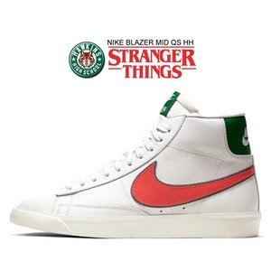 NIKE BLAZER MID QS HH STRANGER THINGS cj6101-100 N...