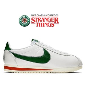 NIKE AIR TAILWIND QS HH STRANGER THINGS pine green...