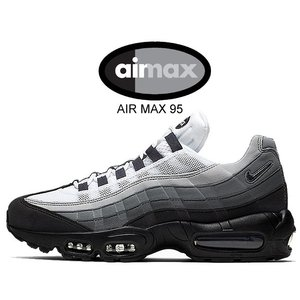 ナイキ エアマックス 95 NIKE AIR MAX 95 black/gridiron-dark grey cj7553-002 AM95 スニーカー グラデーション|ltd-online