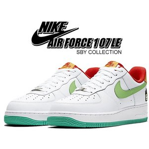 "ナイキ エアフォース 1 07 NIKE AIR FORCE 1 07 LE SBY ""SHIBU-..."