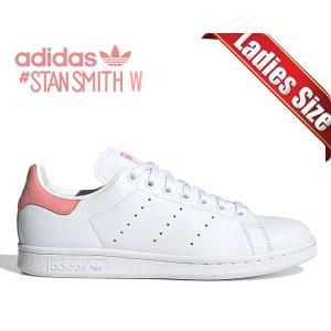 アディダス スタンスミス W adidas STAN SMITH W ftwwht/tacros/ftwwht ef9319 スニーカー レディース ウィメンズ ホワイト ピンク|ltd-online