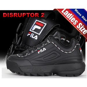 FILA DISRUPTOR 2 TAPEY TAPE black【FS1HTA3092X BBK】...