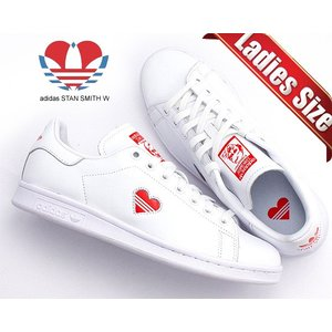 adidas STAN SMITH W ftwwht/actred/ftwht g27893   1...