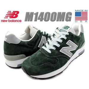 NEW BALANCE  M1400MG Made IN U.S.A.       拘りのMade ...