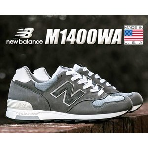 NEW BALANCE M1400WA MADE IN U.S.A. MARBLEHEAD  MAD...