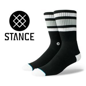 スタンスソックス STANCE BOYD 4 BLACK m556a18boy-blk メンズ 靴下|ltd-online