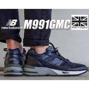 ニューバランス M991 NEWNEW BALANCE M991GMC MADE IN ENGLAND メンズ スニーカー ネイビー レザー|ltd-online