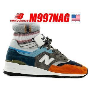 ニューバランス M997 NEW BALANCE M997NAG MADE IN U.S.A. スニ...