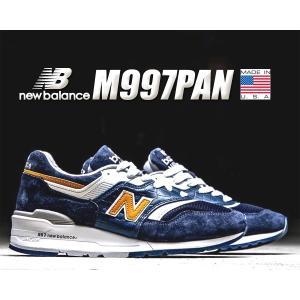 ニューバランス M997 NEW BALANCE M997PAN MADE IN U.S.A. AN...