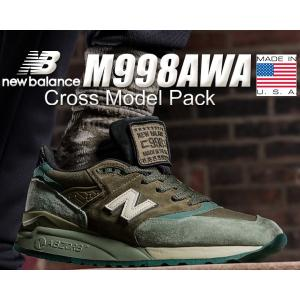ニューバランス 998 NEW BALANCE M998AWA MADE IN U.S.A. NB M998 AWA USA メンズ スニーカー Cross Model Pack|ltd-online