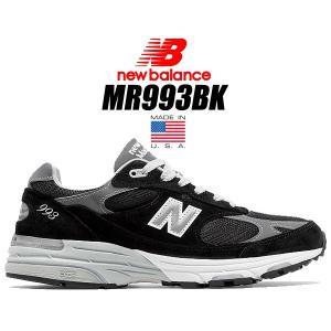 ニューバランス MR993 NEW BALANCE MR993BK MADE IN U.S.A. BLACK メンズ ブラック スウェード NB 993 USA ワイズ D|ltd-online
