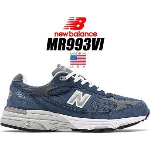 ニューバランス MR993 NEW BALANCE MR993VI MADE IN U.S.A. メンズ BLUE NB 993 USA ワイズ D|ltd-online