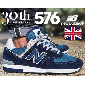 ニューバランス 576 UK NEW BALANCE OM576OGN MADE IN ENGLAND スニーカー メンズ NB 576 UK MADE Dワイズ|ltd-online