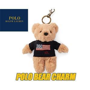 ポロ ラルフローレン ベアー チャーム Ralph Lauren POLO BEAR CHARM OS NAVY RA100101A ネイビー ポロ テディベア ラルフローレン|ltd-online