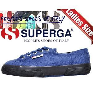 SUPERGA スペルガ 2750 PASHMINAU BLUE スニーカーS009YK0 381ブルー s009yk0-381|ltd-online
