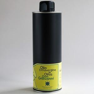 新エキストラバージン・オリーブオイル「ドン・ジョヴァンニ」500ml|lucania-arti