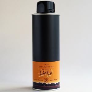 エキストラバージン・オリーブオイル「ラーミア」250ml|lucania-arti