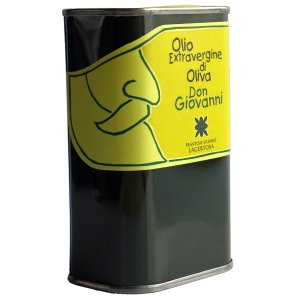 セール! エキストラバージン・オリーブオイル「ドン・ジョヴァンニ」250ml(缶入り)|lucania-arti|02