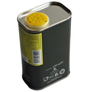 セール! エキストラバージン・オリーブオイル「ドン・ジョヴァンニ」250ml(缶入り)|lucania-arti|04