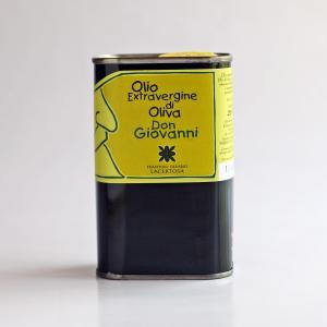 セール! エキストラバージン・オリーブオイル「ドン・ジョヴァンニ」250ml(缶入り)|lucania-arti|05