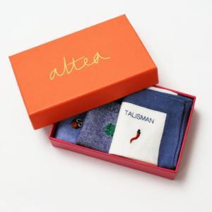 アルテア / Altea / コットン チーフ 3枚セット / 返品・交換可能|luccicare