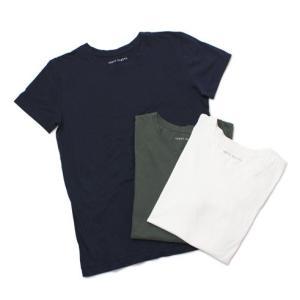 アッパーハイツ / upper hights / THE BOYFRIEND TEE / コットン クルーネック Tシャツ / 返品・交換可能|luccicare