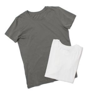 アッパーハイツ / upper hights / THE BOYFRIEND TEE / コットン クルーネック Tシャツ / セール / 返品・交換不可|luccicare